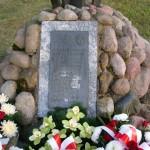 """Pomnik na """"Szubienicy"""", foto: Izolda Hukałowicz"""