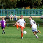 Piłkarze Lambady i Żółtek, foto: T. Grynasz, K. Chudzik