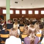 Dzień Nauczyciela w Choroszczy, foto: Izolda Hukałowicz