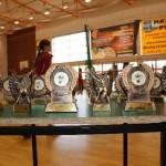 Nagrody dla zwycięzców I Turnieju PLB, foto: Tomasz Dakowicz