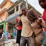 Tragedia na Haiti, foto: Lisandro SUERO/AFP
