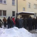 Spotkanie mieszkańców w sprawie DPT, foto: Radio Białystok