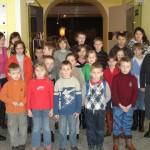 Uczestnicy ferii w Rogowie, foto: Urszula Kulesza