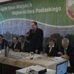 Obrady Związku Gmin Wiejskich Województwa Podlaskiego w Barszczewie, foto: Wrota Podlasia