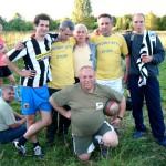 Fani piłki nożnej, fot. Izolda Hukałowicz