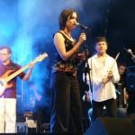 Brathanki na scenie w Choroszczy, fot. Izolda Hukałowicz