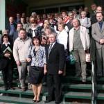 Uroczystość wręczenia nagród w Starostwie Powiatowym, źródło: www.powiatbialostocki.pl