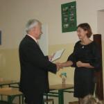 Gratulacje dla nauczycieli z Rogowa