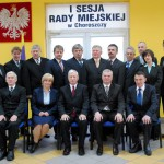 Radni w komplecie, fot: Izolda Hukałowicz