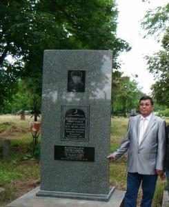 Na zdjęciu Daulet Kusherbai fot. M. Ogrodnik