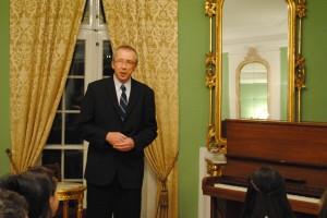 Koncert kolęd Uczniów Michała Szymczuka w Muzeum Wnętrz Pałacowych Fot. P. Pawilcz