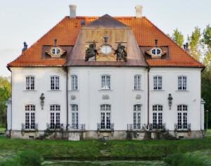 Wakacyjną przygodę w muzeum można przeżyć także w Muzeum Wnętrz Pałacowych w Choroszczy!