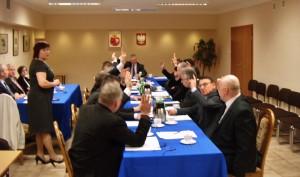 XV Sesja Rady Miejskiej. Fot. W. Cymbalisty
