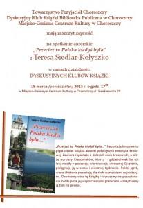 zaproszenie DKK 18.03.2013
