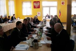 XVI sesja (26 marca 2013), fot. WJC