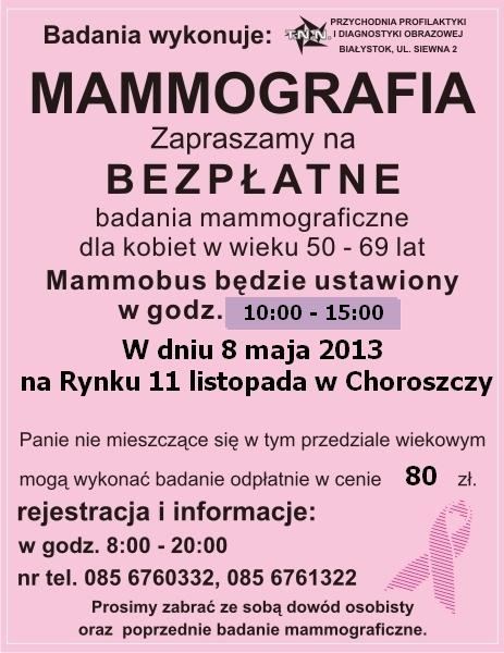 Plakat - Choroszcz