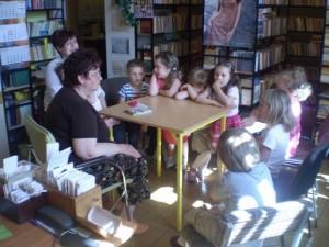 Święto bibliotekarza Klepacze 2013 1