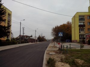 aleja Niepodległości 08.10.2013