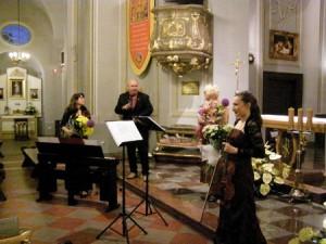Koncert Trio Romantica
