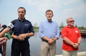w sprawie bezpieczeństwa nad wodą
