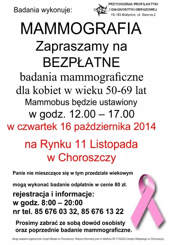 plakat A4 Choroszcz_1