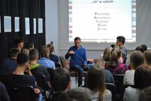spotkanie w Bibliotece Publicznej w Choroszczy
