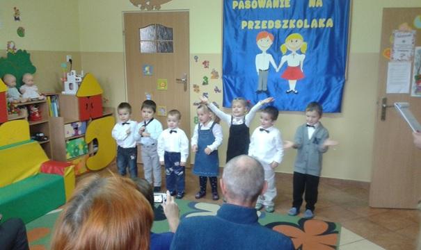 Klepacze przedszkole 2014