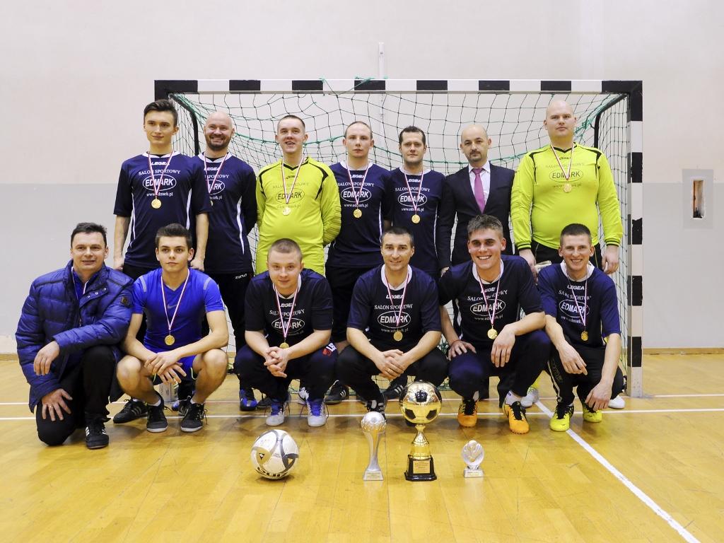 Mistrz Gminy w Futsalu - Victoria Łyski