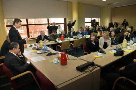 PUW: Halicki minister w Białymstoku