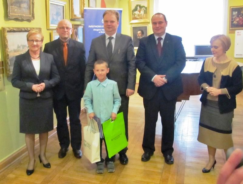 Jakub Roszkowski, laureat I miejsca w grupie wiekowej klas 0-3 (800x606).jpg